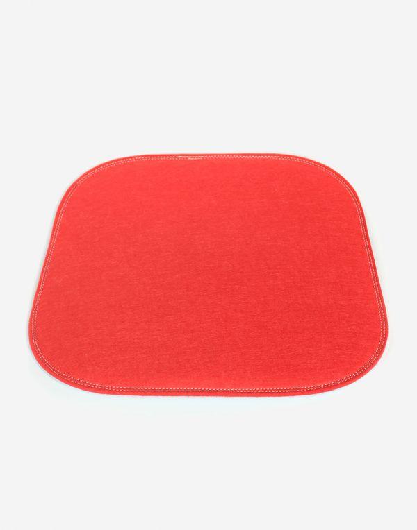 Moderne Sitzkissen mit Füllung - Rot