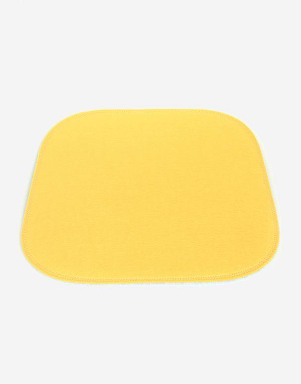 Moderne Sitzkissen mit Füllung - Gelb