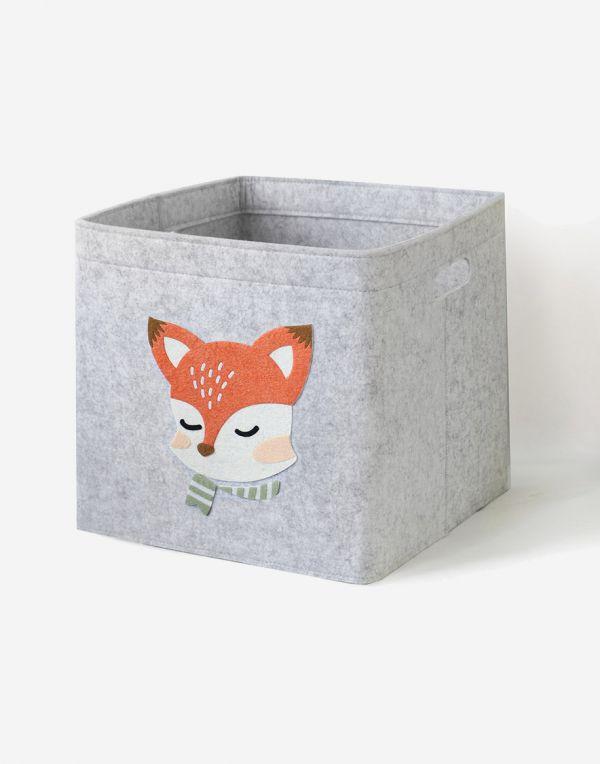 Aufbewahrungsbox Kinder | Welpe