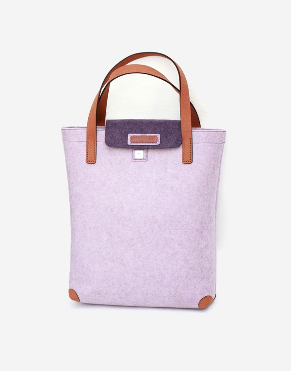 Einkaufstaschen - Lila