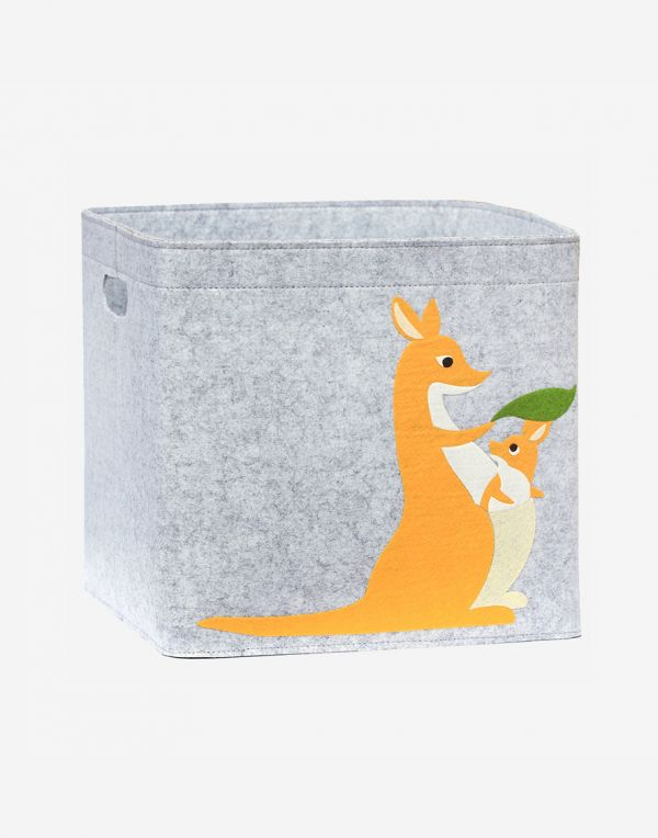 Aufbewahrungsbox Kinder   Känguru