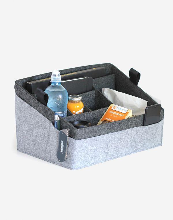 Beifahrersitz Organizer / Kauferraumorganizer